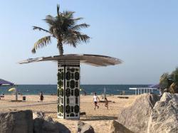 Український винахід у Дубаї виробляє питну воду з повітря
