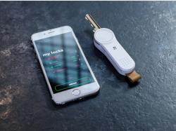 Унікальний ключ нагадає вам замкнути двері та повідомить про крадіїв