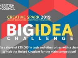 Міжнародний конкурс Creative Spark Big Idea Challenge