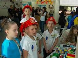 Роботи для очистки води – на фестивалі в Києві