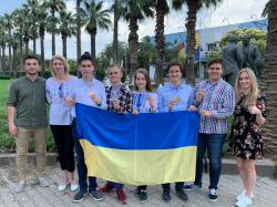 Українські школярі здобули 5 нагород на міжнародному науковому конкурсі в Туреччині