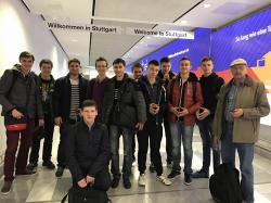 Юні таланти привезли в Україну з Міжнародної конференції ICYS 9 медалей