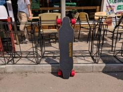 У Харькові студент створює електричні скейти. Фото: з архіву А. Зінченко